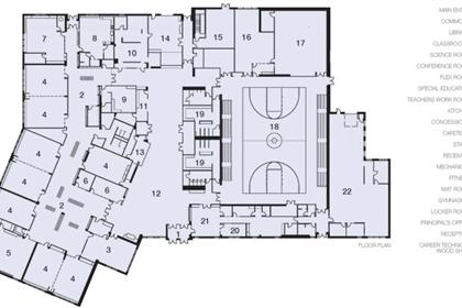 Concept Drawing Floor Plan