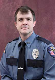 Officer Chris Shumate